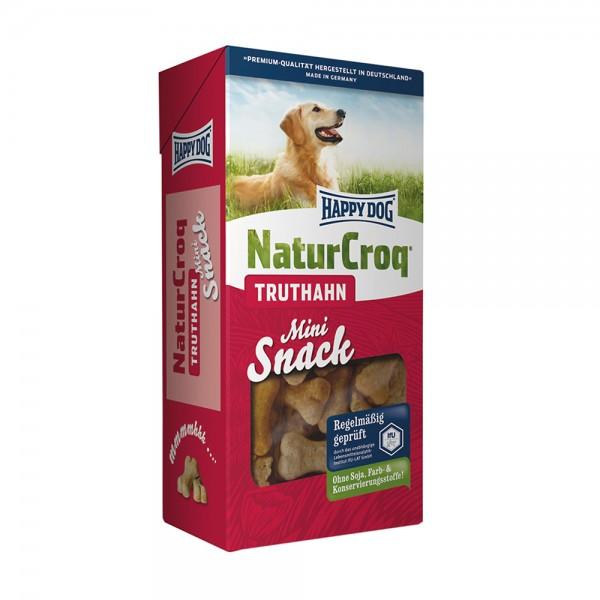 Happy Dog Natur Snack Mini Truthahn