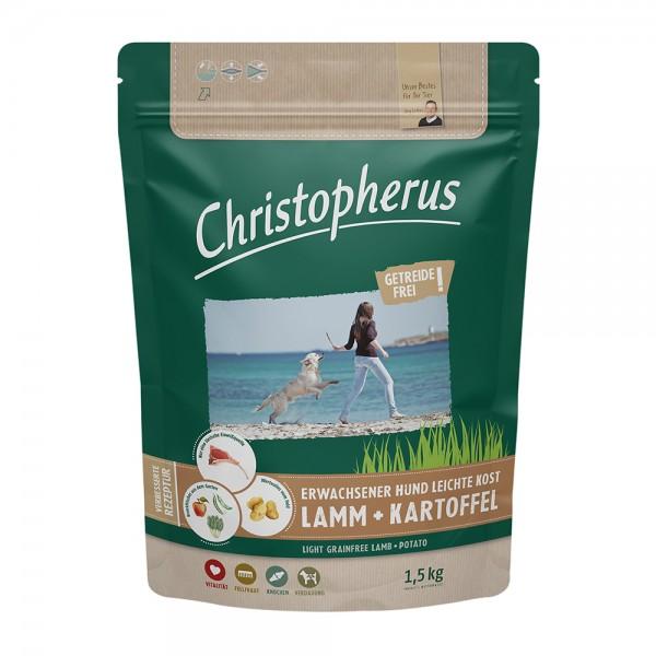 Allco Christopherus Getreidefrei Lamm & Kartoffel Leicht