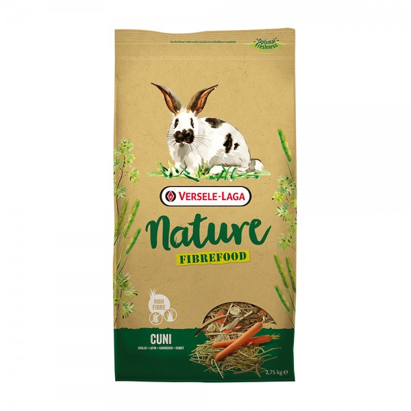 Versele-Laga Cuni Nature Fibrefood