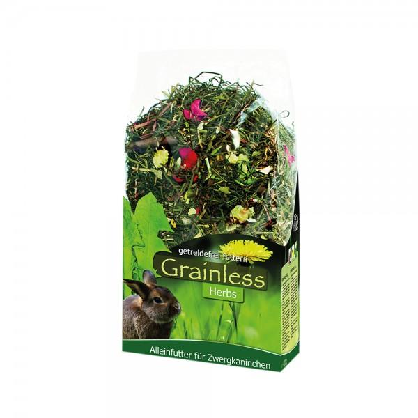 JR Farm Grainless Herbs Zwergkaninchen