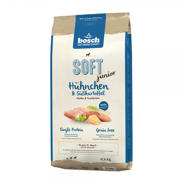 Bosch Soft Junior Hühnchen & Süßkartoffel