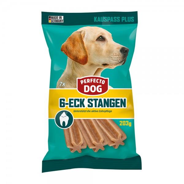 Perfecto Dog 6-Eck Stangen
