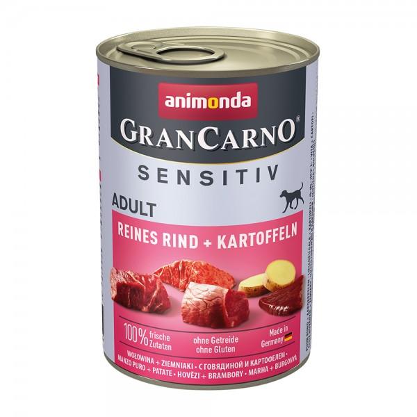 Animonda Gran Carno Sensitiv Rind + Kartoffel