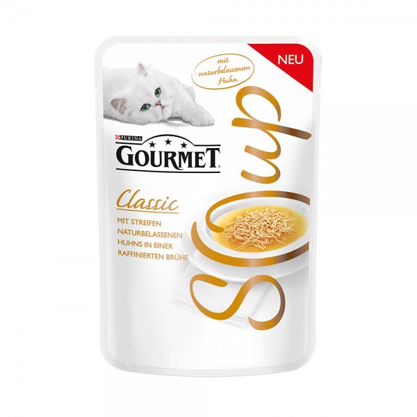 Gourmet Classic Soup mit Huhn