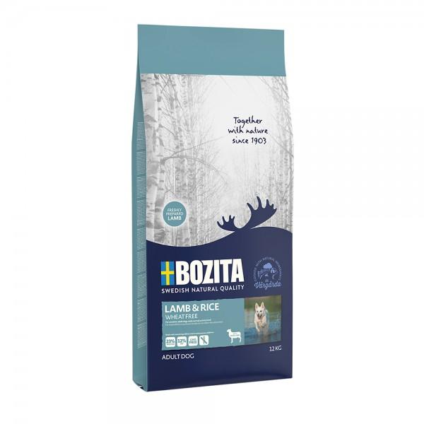 Bozita Lamb & Rice weizenfrei