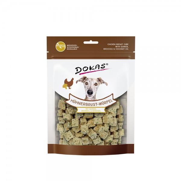 Dokas Hühnerbrust-Würfel Quinoa Brokkoli