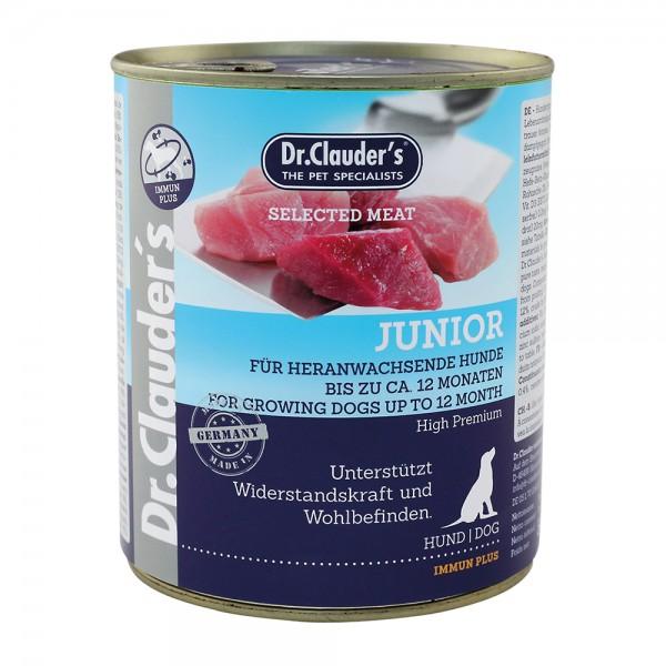 Dr. Clauder Selected Meat Junior