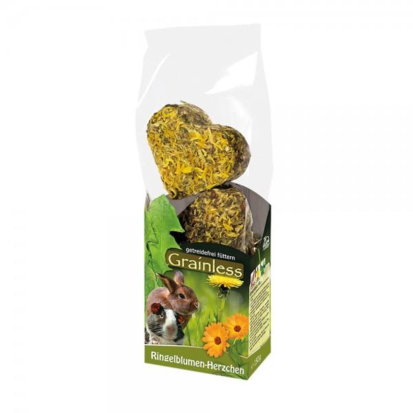 JR Farm Grainless Ringelblumen-Herzen