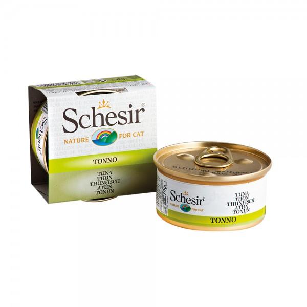 Schesir Cat Brühe Thunfisch