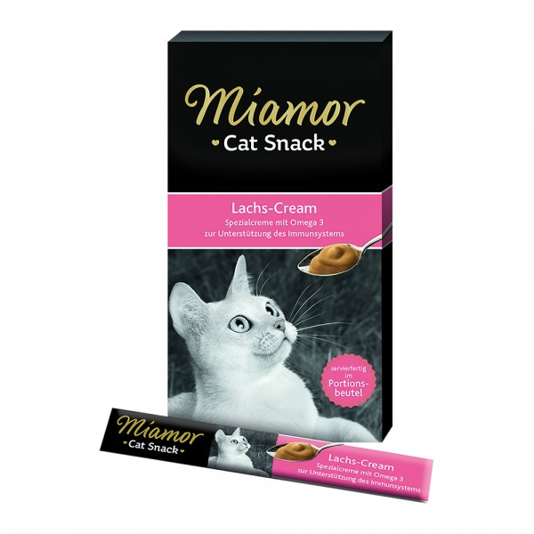 Miamor Confect Lachs-Cream