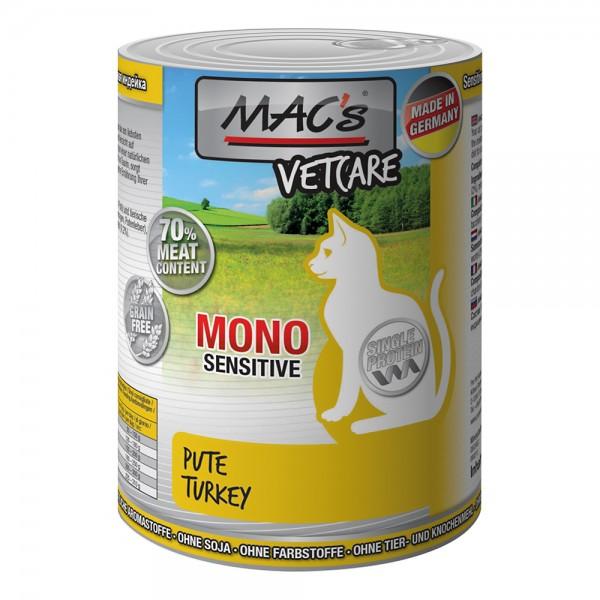 MAC´s CAT Mono Sensitive Pute mit Karotte
