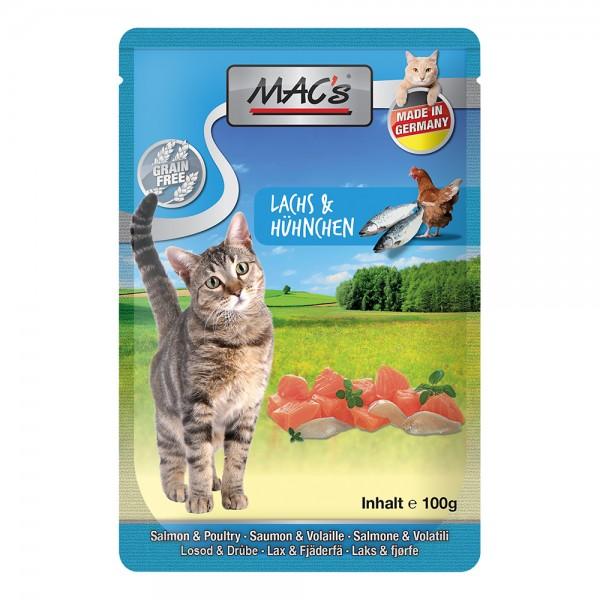 MAC´s CAT Lachs & Hühnchen