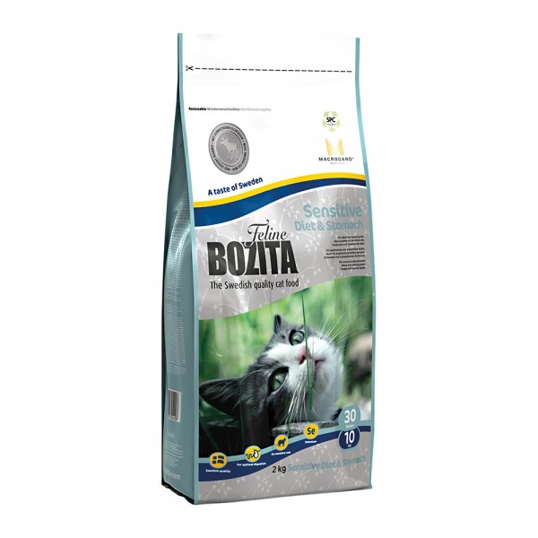 Bozita Feline Diet&Stomach Sensitive