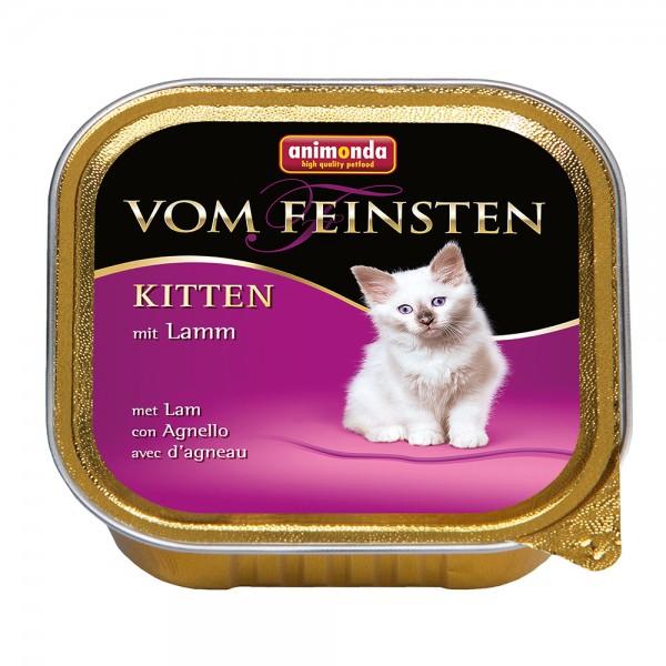Animonda Vom Feinsten Kitten mit Lamm