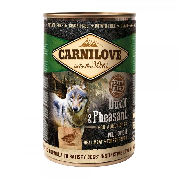 Carnilove Dog Adult Duck & Pheasant