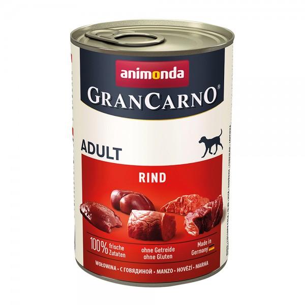 Animonda Gran Carno Original Adult Rind pur