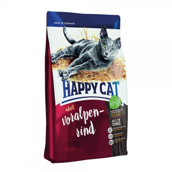 Happy Cat Supreme Adult Voralpen-Rind