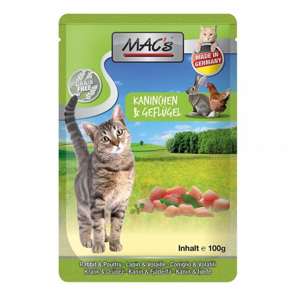 MAC´s CAT Kaninchen & Geflügel