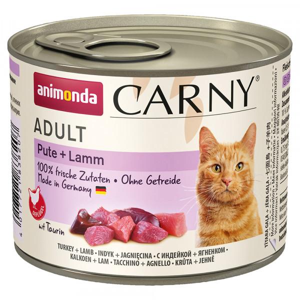 Animonda Carny Adult Pute & Lamm