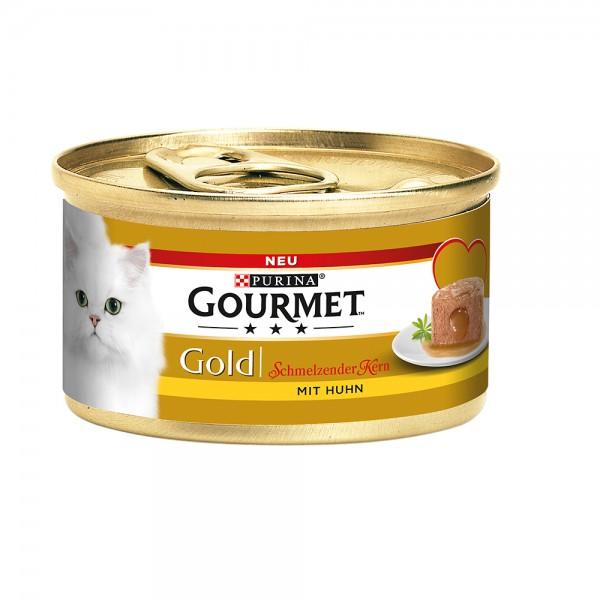 Gourmet Gold Schmelzender Kern Huhn