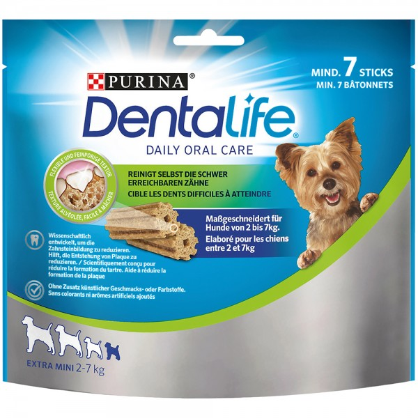 Purina Dentalife Extra Mini