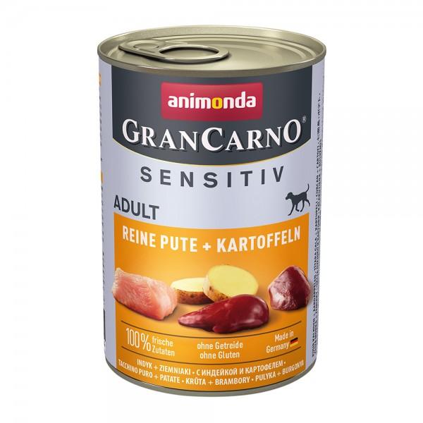 Animonda Gran Carno Sensitiv Pute + Kartoffel