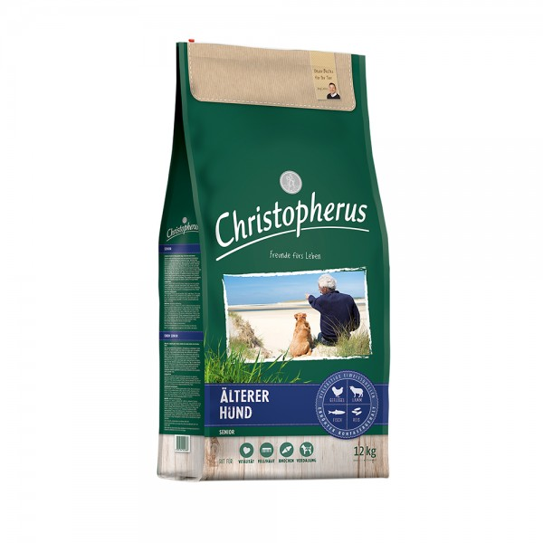 Allco Christopherus für ältere Hunde