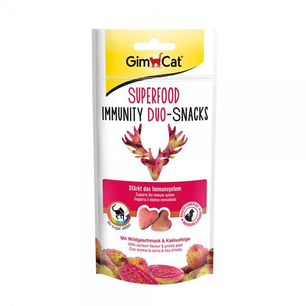 GimCat Immunity Duo-Snack
