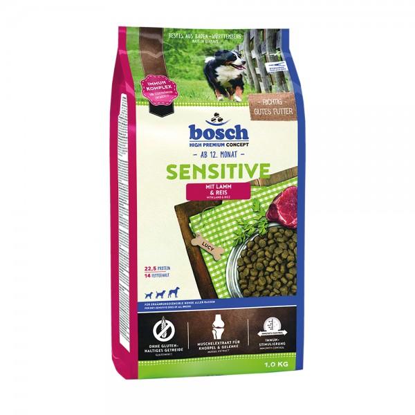 Bosch Sensitiv Lamm & Reis