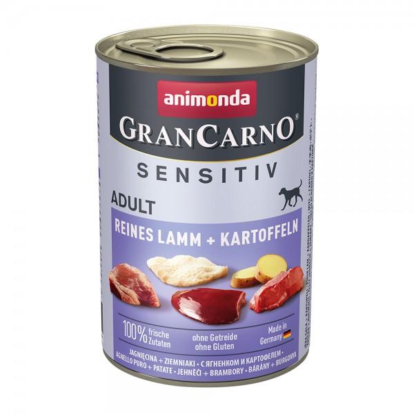 Animonda Gran Carno Sensitiv Lamm + Kartoffel