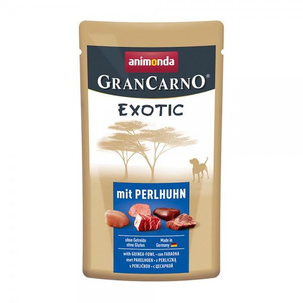 Animonda Gran Carno Exotic Perlhuhn