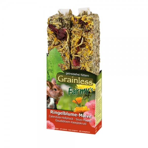JR Farm Grainless Farmys Ringelblume-Malve