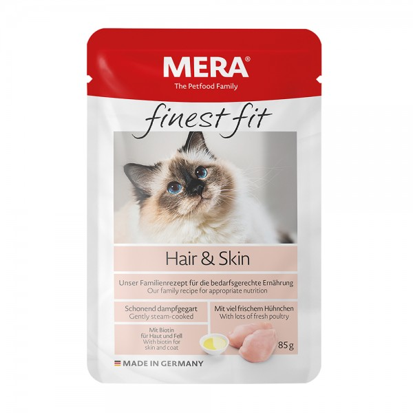 Mera Finest Fit Hair & Skin