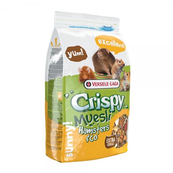 Versele-Laga Crispy Muesli Hamster&Co