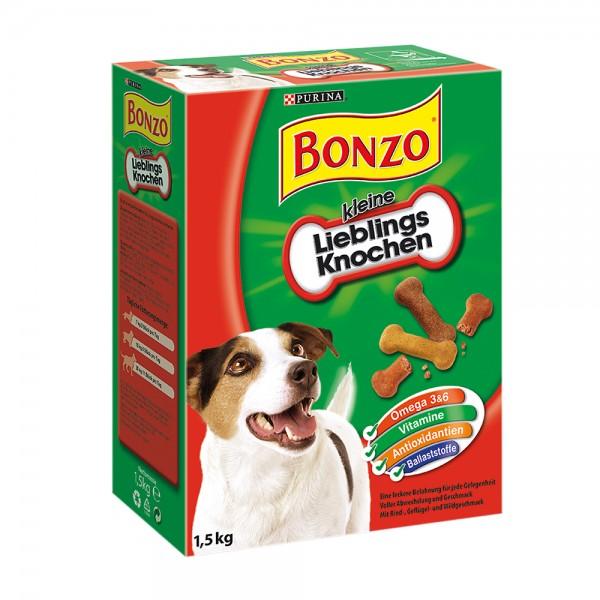 Bonzo Lieblingsknochen