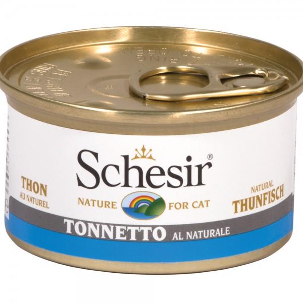 Schesir Cat Natural Thunfisch