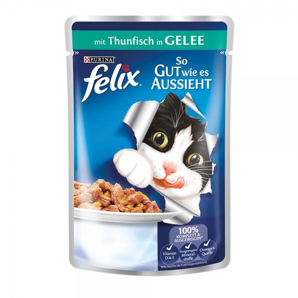 Felix So gut wie es aussieht mit Thunfisch in Gelee