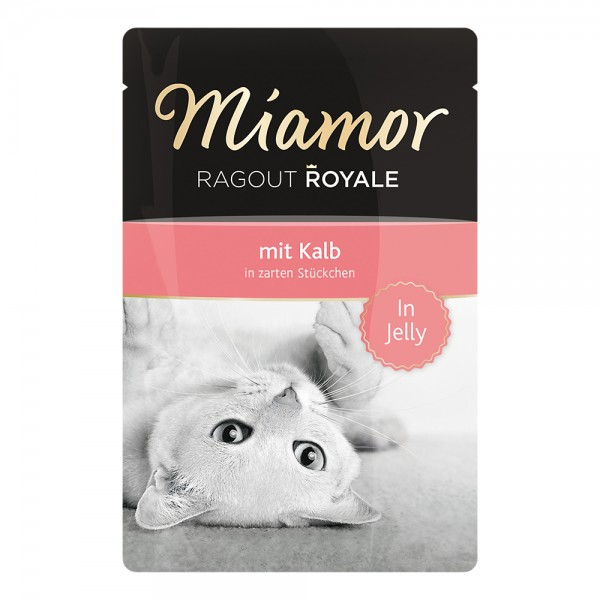 Miamor Ragout Royal Kalb in Jelly