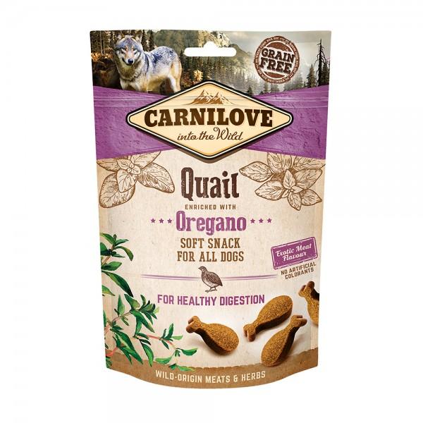 Carnilove Soft Snack Quall with Oregano