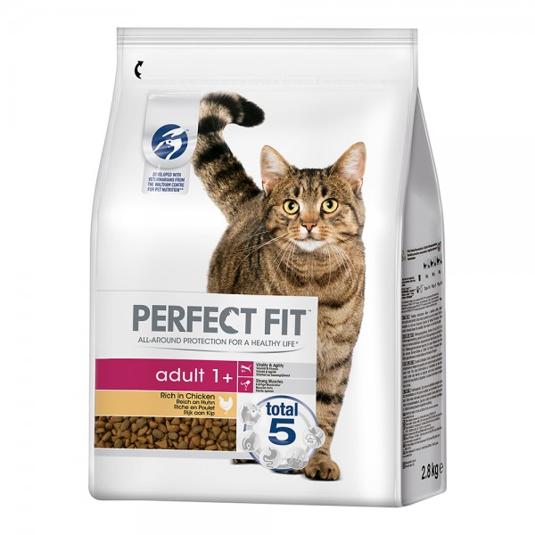 Perfect Fit Adult 1+ reich an Huhn