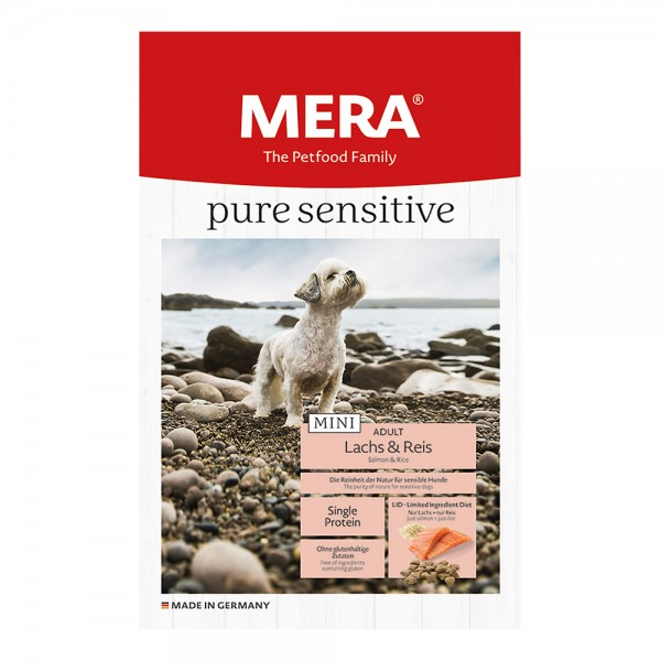 Mera Pure Sensitiv Mini Lachs & Reis