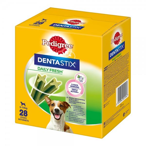 Pedigree Dentastix Tägliche Frische Multipack für kleine Hunde 4x7 Stück