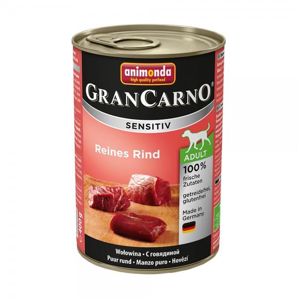 Animonda Gran Carno Sensitiv Rind pur
