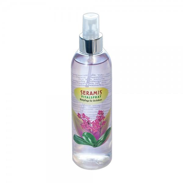 Seramis Vitalspray - Blattpflege für Orchideen