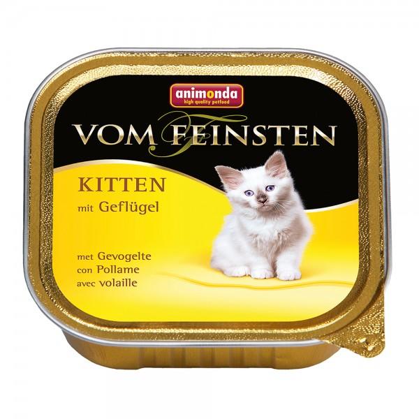 Animonda Vom Feinsten Kitten mit Geflügel