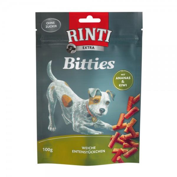 Rinti Extra Bitties Ente mit Ananas und Kiwi