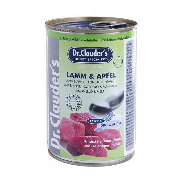 Dr. Clauder Selected Meat Lamm & Apfel