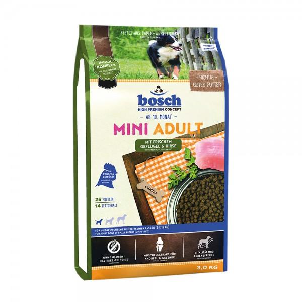 Bosch Mini Adult Geflügel 6 Hirse