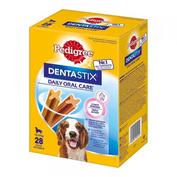 Pedigree Dentastix Tägliche Zahnpflege MP für mittelgroße Hunde