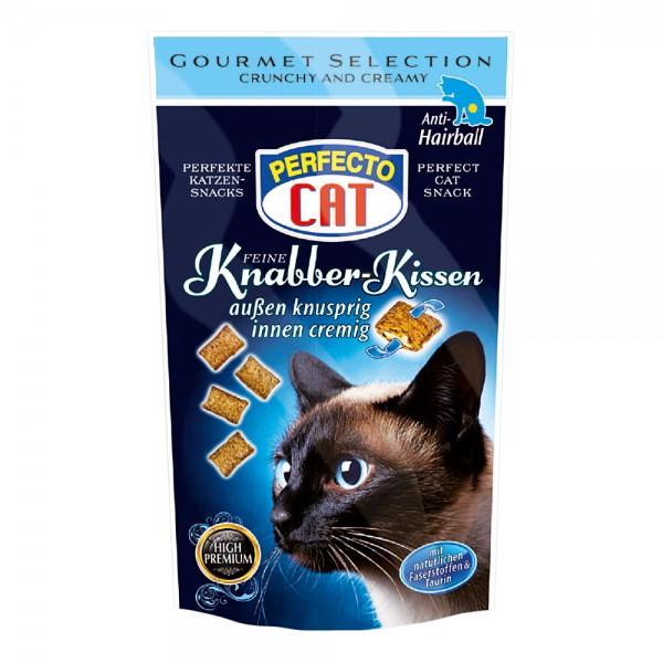 Perfecto Cat Knabber Kissen Anti Hairball